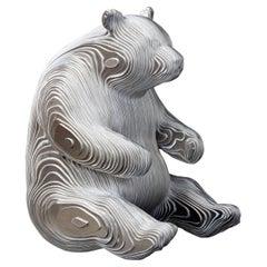 Panda Polished Sculpture