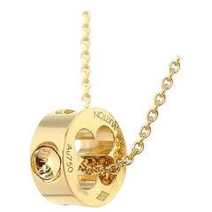 Pandantif  Empreinte K18YG  necklace