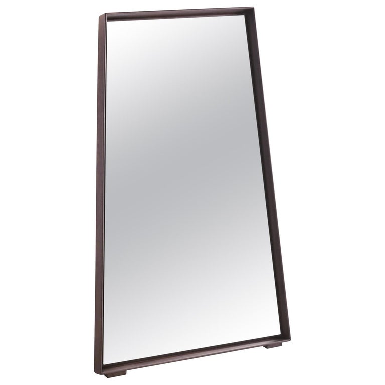 Panel Large Ash Mirror For Sale