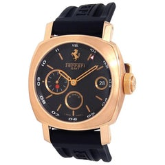 Panerai Ferrari FER00007, Black Dial, Certified and Warranty