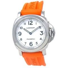 Panerai Historic Luminor Base Stainless Steel Men's Watch Manual PAM00114