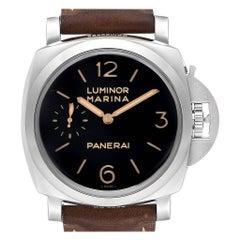 Panerai Luminor 1950 Acciaio 3 Days Power Reserve Watch PAM00422