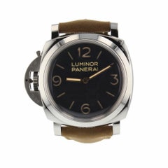 Panerai Luminor 1950 Left-handed Steel 3 Days Manual Watch PAM00557