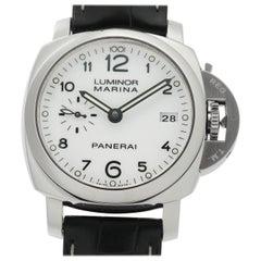 Panerai Luminor 1950 PAM00523, White Dial, Certified and Warranty
