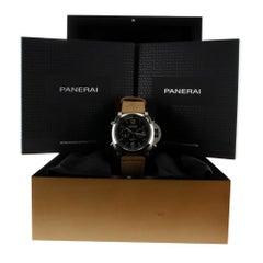 Panerai Luminor 1950 PAM00652, Black Dial, Certified and Warranty