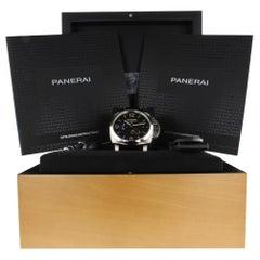 Panerai Luminor 1950 PAM01321, Black Dial, Certified and Warranty