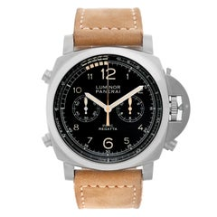 Panerai Luminor 1950 PCYC Regatta 3 Days Titanium Men's Watch PAM 00652