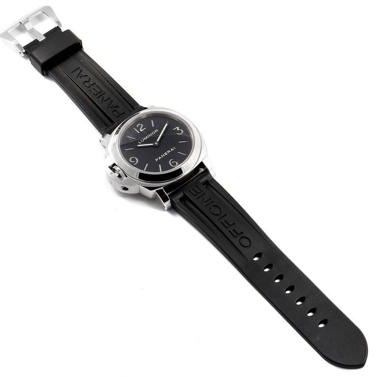 Panerai Luminor Base Left Handed Watch PAM219 PAM00219 For Sale 5