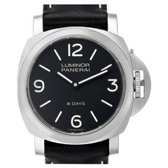 Panerai Luminor Base 8 Days Acciaio Watch PAM560 PAM00560