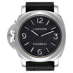 Panerai Luminor Base Left Handed Watch PAM219 PAM00219
