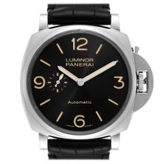 Panerai Luminor Due 3 Days Men's Watch PAM00674 Box Papers
