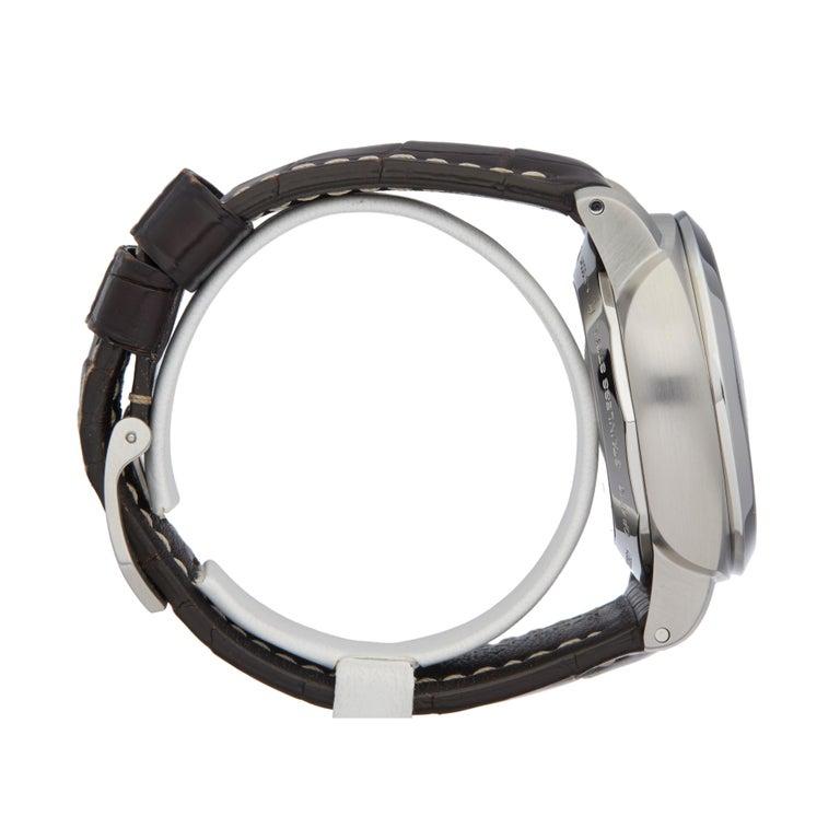Men's Panerai Luminor Gmt Stainless Steel PAM00321 For Sale
