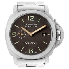 Panerai Luminor Marina 1950 3 Days Titanium Watch PAM00352