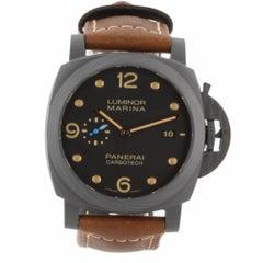 Panerai Luminor Marina 1950 Carbotech 3 Days Automatic Watch PAM00661