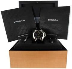 Panerai Luminor Marina 1950 PAM01392, Black Dial, Certified and Warranty