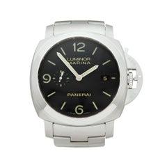 Panerai Luminor Marina 1950 Stainless Steel Pam00328 Wristwatch