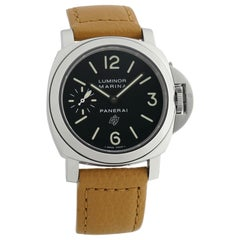 Panerai Luminor Marina PAM00005, Black Dial, Certified and Warranty