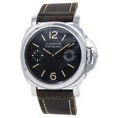 Panerai Luminor Marina PAM00590, Black Dial, Certified and Warranty