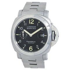 Panerai Luminor Marina Stainless Steel Automatic Men's Watch PAM00164