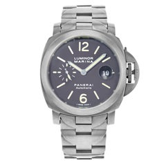 Panerai Luminor Marina Titanium Black Dial Automatic Men's Watch PAM00279