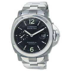 Panerai Luminor Marina Titanium Men's Watch Self-Winding PAM00165