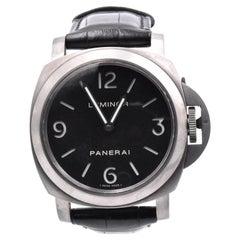 Panerai Luminor Marina Titanium Watch Ref. PAM176