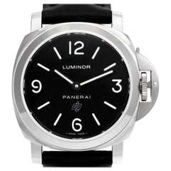Panerai Luminor OP6834, Black Dial, Certified and Warranty