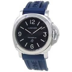 Panerai Luminor PAM00000, Black Dial, Certified and Warranty