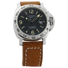 Panerai Luminor PAM00023, Black Dial, Certified and Warranty
