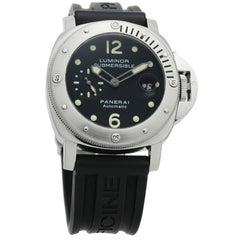 Panerai Luminor PAM00024, Black Dial, Certified and Warranty