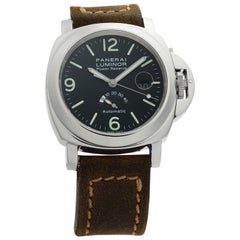 Panerai Luminor PAM00027, Black Dial, Certified and Warranty
