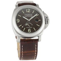 Panerai Luminor PAM00057, Brown Dial, Certified and Warranty