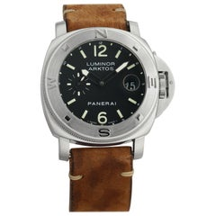Panerai Luminor PAM00092, Black Dial, Certified and Warranty