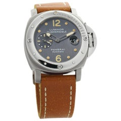 Panerai Luminor PAM00170, Grey Dial, Certified and Warranty