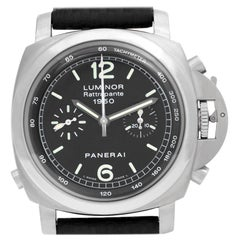 Panerai Luminor PAM00213, Black Dial, Certified and Warranty