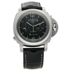 Panerai Luminor pam00275, Black Dial, Certified and Warranty