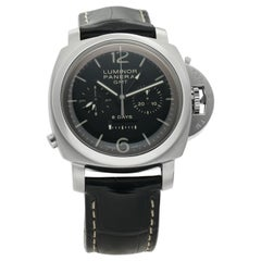 Panerai Luminor pam00275, Gold Dial, Certified and Warranty