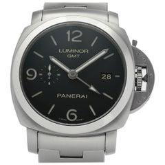 Panerai Luminor PAM00329, Black Dial, Certified and Warranty
