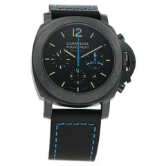 Panerai Luminor PAM00363, Black Dial, Certified and Warranty