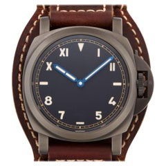 Panerai Luminor PAM00779, Black Dial, Certified and Warranty