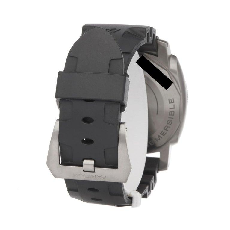 Panerai Luminor Pole 2 Pole Ltd 439/500 Titanium PAM00719 For Sale 1