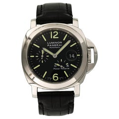 Panerai Luminor Power Reserve PAM00090 Men's Watch with Papers