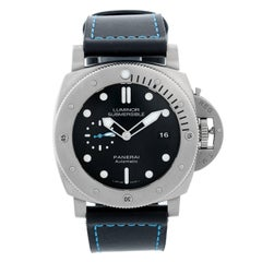 Panerai Luminor Submersible 1950 Men's Titanium Watch PAM 01305
