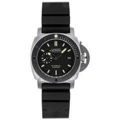 Panerai Luminor Submersible 1950 Titanium Amagnetic Watch PAM00389