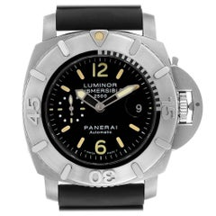 Panerai Luminor Submersible 2500m Men's Watch PAM00194 Box Papers