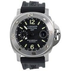 Panerai Luminor Submersible PAM00186, Black Dial, Certified