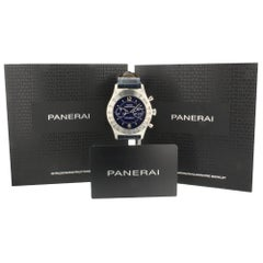 Panerai Mare Nostrum PAM00716, Blue Dial, Certified and Warranty