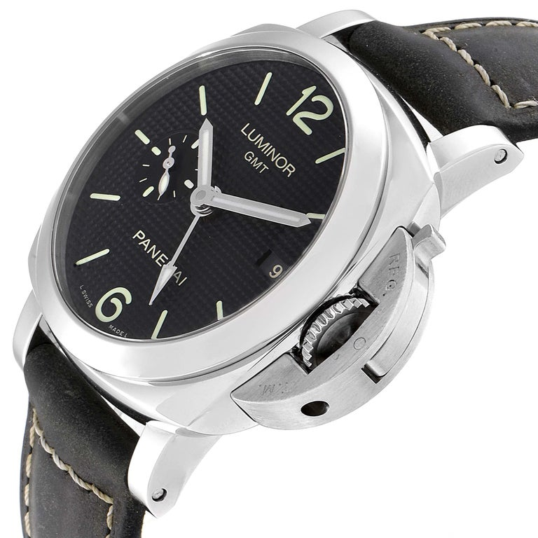 Panerai Officine Luminor 1950 3 Days Power Reserve Watch PAM00535 For Sale 1