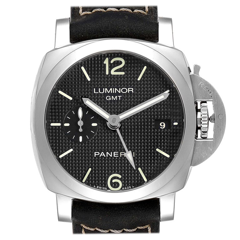 Panerai Officine Luminor 1950 3 Days Power Reserve Watch PAM00535 For Sale