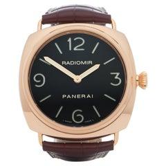 Panerai Radiomir 0 PAM00231 Men Yellow Gold 0 Watch